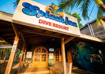 West End Divers Resort Splash Inn Dive Center