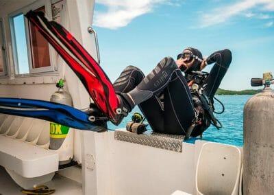 West End Divers Resort Splash Inn Dive Center Starting Scuba