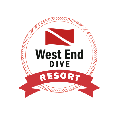 West End Dive Resorts Logo